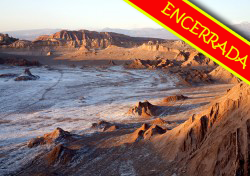 Deserto do Atacama & Ilha de Páscoa - Março 2015