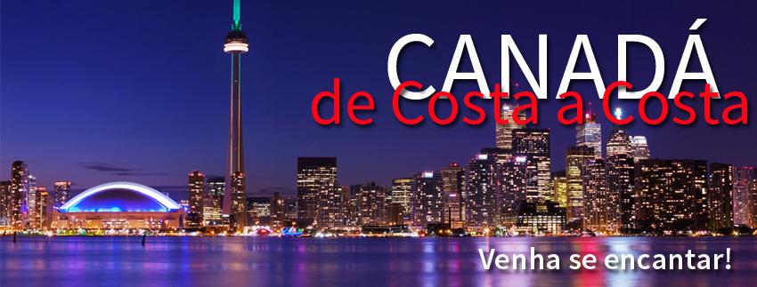 Canadá de Costa a Costa - FOTOS