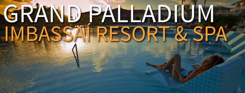 Grand Palladium Imbassai Resort & Spa *****