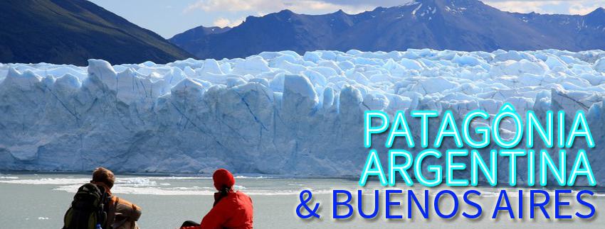 Patagônia, Argentina e Buenos Aires Out/2016