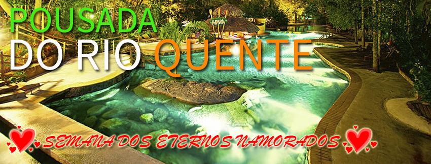Pousada do Rio Quente - Junho