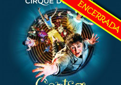 Cirque Du Soleil - Curitiba Dezembro