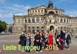 Leste Europeu - 2015 - FOTOS